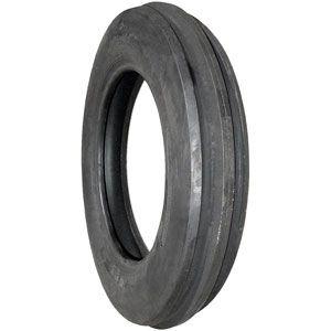 Front Tire - 6.00 X 16 - Triple Rib