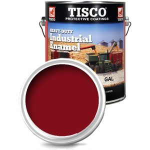 Gallon Size Paint (Ford Dearborn Red)
