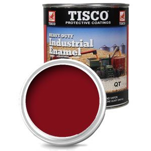 Quart Size Paint (Ford Dearborn Red)