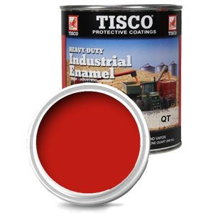 Quart Size Paint (Case Flambeau Red)