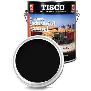 Gallon Size Paint (Flat Black)