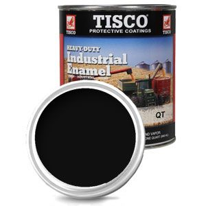 Quart Size Paint (Flat Black)