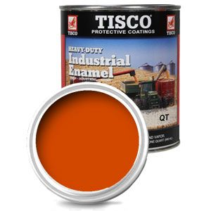 Quart Size Paint (Allis Chalmers Persian Orange #1)