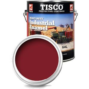 Gallon Size Paint (Red Oxide Primer)
