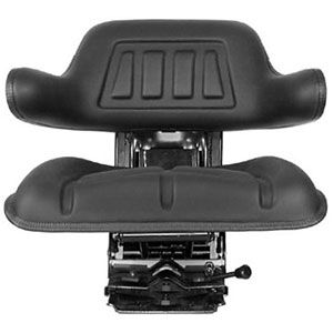 Universal Full Suspension Seat for Allis Chalmers, Case, Ford (1939-1964), Massey Harris Tractors and More