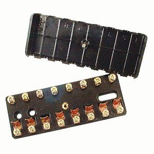8 Terminal Fuse Box for John Deere and Long Tractor Models