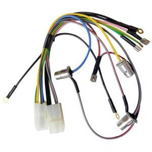 Instrument Cluster Wiring Harness for Allis Chalmers Model 5040, Long Tractor Models 310, 445SD, 510DT and More