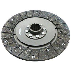 "10"" Clutch Disc for Allis Chalmers, Long and Oliver Tractor Models"