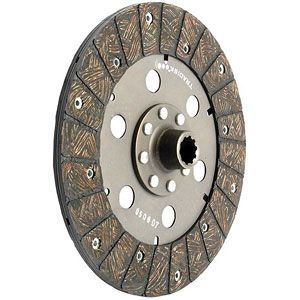 "10"" PTO Disc for Allis Chalmers, Fiat, Long and Oliver Tractor Models"