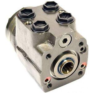 Orbital Steering Motor