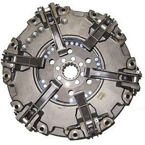 "11"" Dual Clutch Pressure Plate for Long Tractor Models 460, 560DT, 610C, 2610DTC and More"