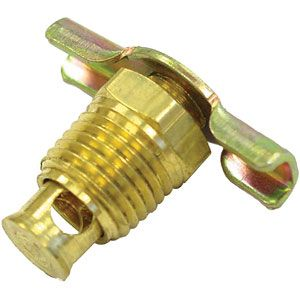 Radiator / Block & Hydraulic Drain Plug for Allis Chalmers, Ford, John Deere, International/Farmall Tractor Models and More