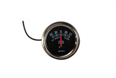 Ammeter Gauge - 60-0-60