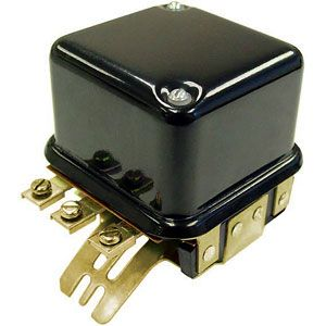 6 Volt Voltage Regulator for Allis Chalmers, John Deere, Massey Harris Tractors and More