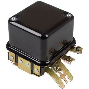 12 Volt External Voltage Regulator for Cockshutt, John Deere, Minneapolis Moline Tractors and More