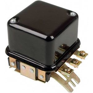 12 Volt External Voltage Regulator for Case and John Deere Tractor Models