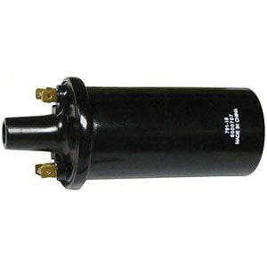 6 Volt Distributor Coil for Allis Chalmers, Cockshutt, Ford, John Deere Tractor Models and More