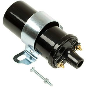 12 Volt Distributor Coil for Allis Chalmers, Case, Ford, International/Farmall Tractor Models and More