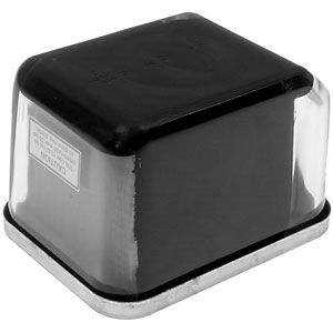 Glass Body Fuel Filter for Allis Chalmers, John Deere, Oliver and White Tractor Models