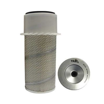 Air Filter with Fin for Allis Chalmers D21