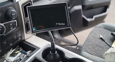 Mobile Phone Holder for Phones & Monitors